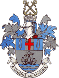 Arms granted in 1931