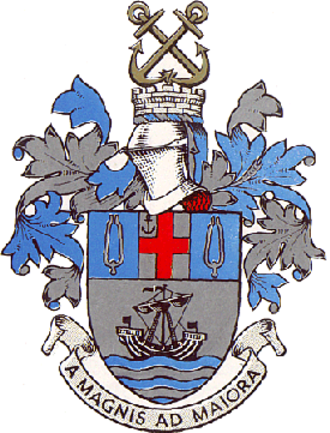 Metropolitan Borough of Stepney - Arms granted in 1931