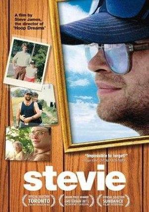 Stevie (2002 film) - Image: Stevie poster