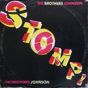 Stomp! - Image: Stomp The Brothers Johnson