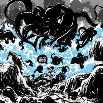 Sub Pop 1000 - Image: Sub Pop 1000 album cover