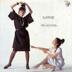 Suspense (album) - Image: Suspense PL