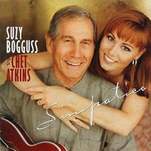 Simpatico (Suzy Bogguss and Chet Atkins album) - Image: Suzy Bogguss Chet Atkins Simpatico