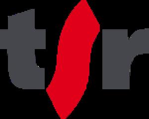 Télévision Suisse Romande - Image: Télévision Suisse Romande logo