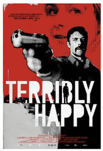 Terribly Happy - U.S. theatrical release poster