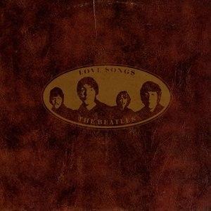 Love Songs (Beatles album) - Image: The Beatles Love Songsalbumcover