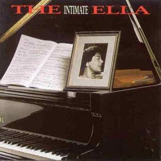 "Ella Fitzgerald Sings Songs from ""Let No Man Write My Epitaph"" - Image: The Intimate Ella"