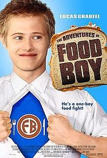 საჭმლის ბიჭის თავგადასავლები / THE ADVENTURES OF FOOD BOY