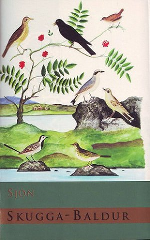 The Blue Fox (novel) - Image: The Blue Fox