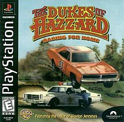 The Dukes of Hazzard Racing for Home Cover.jpg