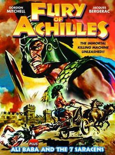 <i>The Fury of Achilles</i> 1962 Italian film