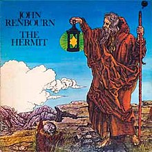 Cover image - John Renbourn... The Hermit (Wiki)