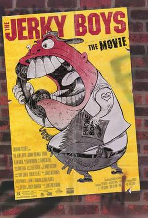 The Jerky Boys: The Movie - Theatrical Release Poster