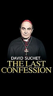 <i>The Last Confession</i> play