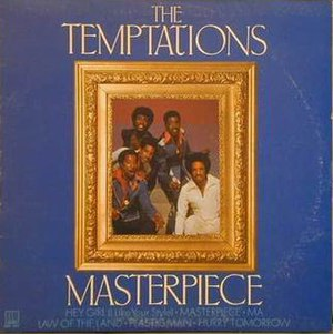 Masterpiece (The Temptations album) - Image: The Temptations Masterpiece Alternative Cover
