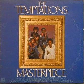 Masterpiece (The Temptations album) - Image: The Temptations Masterpiece Alternative Cover