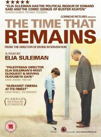 The Time That Remains - Image: The Time That Remains Video Cover
