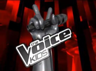 The Voice Kids (Philippine TV series) - The title card of The Voice Kids