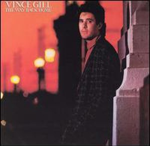 The Way Back Home - Image: The Way Back Home (Vince Gill album) cover art