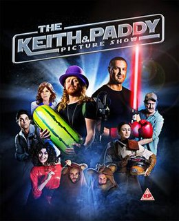 <i>The Keith & Paddy Picture Show</i> television series