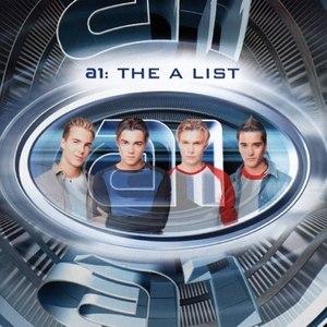 The A List (album) - Image: Thealista 1