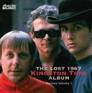 The Lost 1967 Album: Rarities Vol. 1 - Image: Thelost 1967album