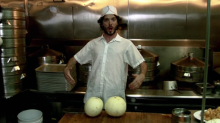 The New Cup 2nd episode of the second season of Flight of the Conchords