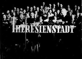 <i>Theresienstadt</i> (1944 film) 1940s German propaganda film