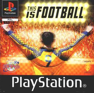 This Is Football (franchise) - This is Football 2000 PlayStation cover