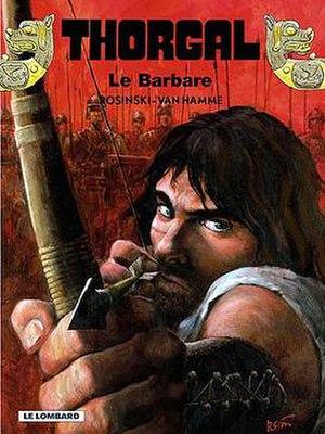 Thorgal - Image: Thorgal Le Barbare