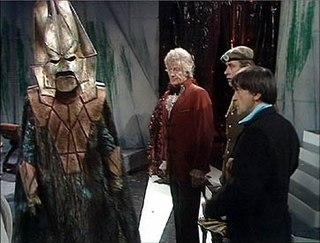 <i>The Three Doctors</i> (<i>Doctor Who</i>) Doctor Who serial
