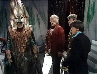 The Three Doctors (Doctor Who) - Image: Three Doctors