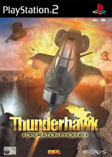 <i>Thunderhawk: Operation Phoenix</i> 2001 video game