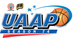 74th Season logo