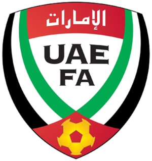 United Arab Emirates national football team - Image: UAE FA
