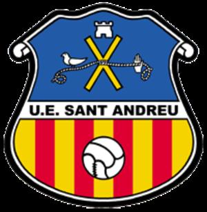 UE Sant Andreu - Image: UE Sant Andreu