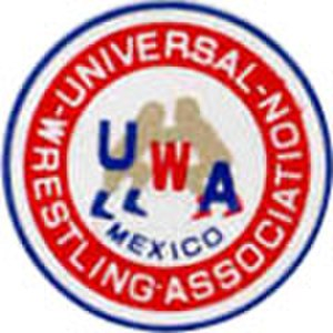Universal Wrestling Association - Image: UWA Logo