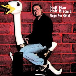 Urge for Offal - Image: Urge For Offal Cover