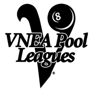 Valley National 8-Ball League Association - VNEA logo