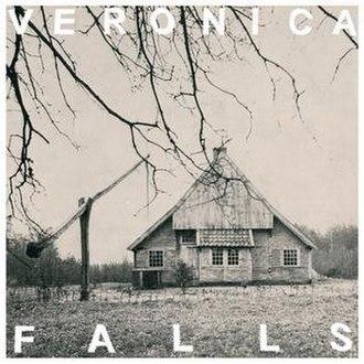 Veronica Falls (album) - Image: Veronica Falls album cover
