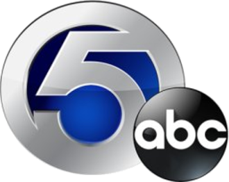 "WEWS-TV - Modified ""Circle 5"" logo used between 2009 to 2016."