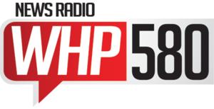 WHP (AM) - Image: WHP News Radio 580 logo