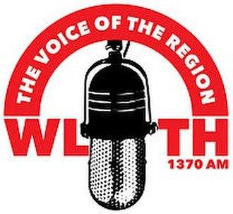 WLTH - Image: WLTH 1370AM logo
