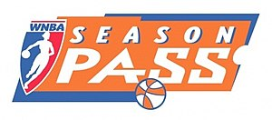 NBA League Pass - Former WNBA Season Pass logo