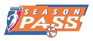 NBA League Pass - Former WNBA Season Pass logo