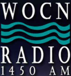 WOCN (AM) - WOCN logo through June 2008