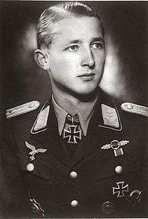 Walter Wolfrum German military and aerobatics pilot