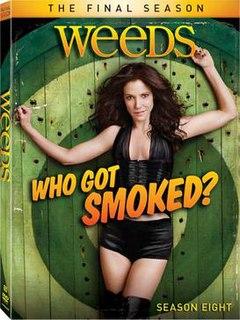 <i>Weeds</i> (season 8) Season of television series