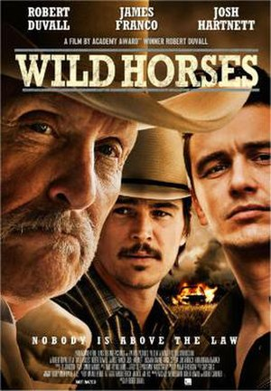 Wild Horses (2015 film) - Theatrical release poster