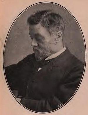William Ambrose - Ambrose in 1895.